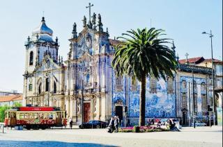 欧洲小城慢时光 葡萄牙波尔图:青花瓷秘境小镇