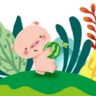 示范区第二幼儿园千千老师讲故事❤️:《小胖猪哭了》