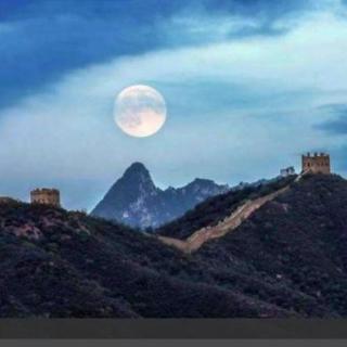 月光下的中国  欧震