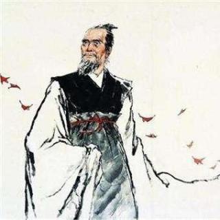 《再致屈原》 作者:老朱 朗诵:千纸鹤