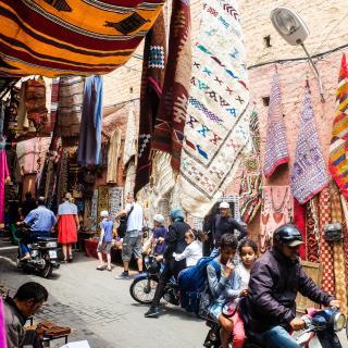 【白噪声】城市之光 大马士革的古老集市