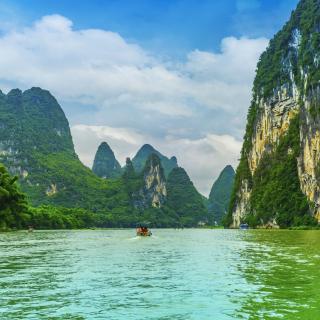 丰子恺:桂林的山
