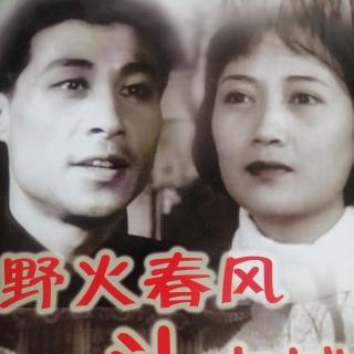 【野火春风斗古城】第1集:杨晓冬奉命进城;播讲:金碧辉煌