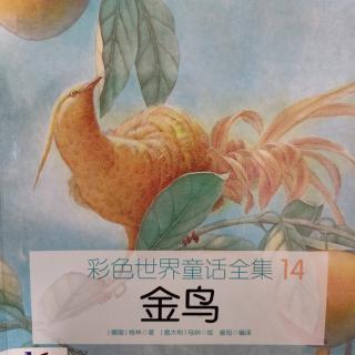 彩色世界童话全集14-金鸟