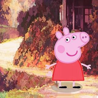 晚安故事:《勇敢的小猪宝宝》