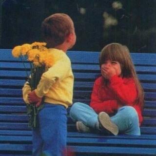 """爱情里的的""""傻孩子""""/作者:梅寒"""
