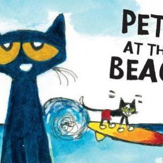 【艾玛读绘本】Pete at the Beach 讲解