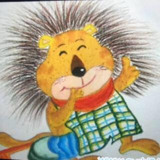 哈贝睡前故事《小狮子和头疼药》