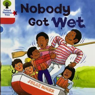【艾玛读绘本】牛津学校版L4 Nobody Got Wet 讲解