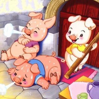 童话故事:三只小猪