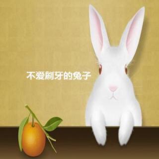387.《不爱刷牙的小兔子》