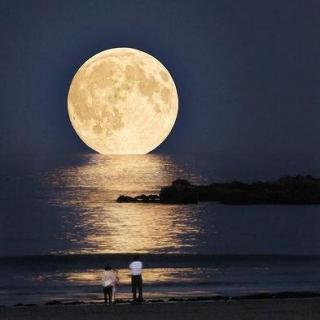月圆越相思,有人在等你团圆