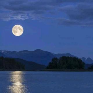 月到中秋分外圆