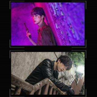 < 孤独者 > Jin & JK