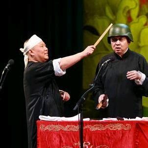 《你要开房》郭德纲于谦 亚洲最杰出艺人 - 郭德纲