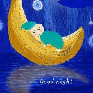 儿童睡前故事│像锤子的敲门声