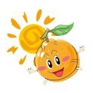 一颗小橙子🍊👆